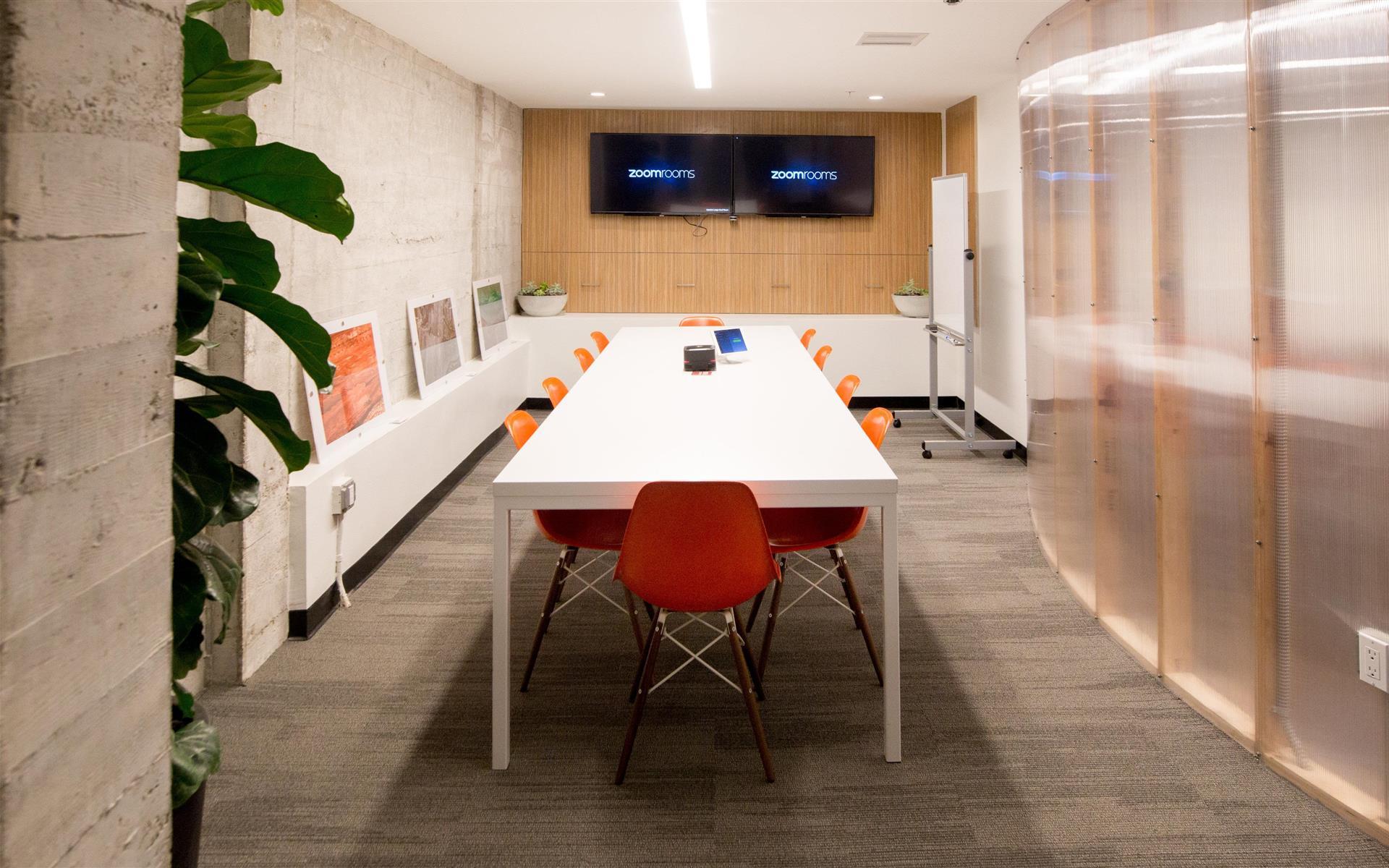 Impact Hub Santa Barbara - Atrium Conference Room