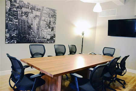 Select Office Suites - 1115 Broadway Flatiron NYC - Large Conference Room in Flatiron