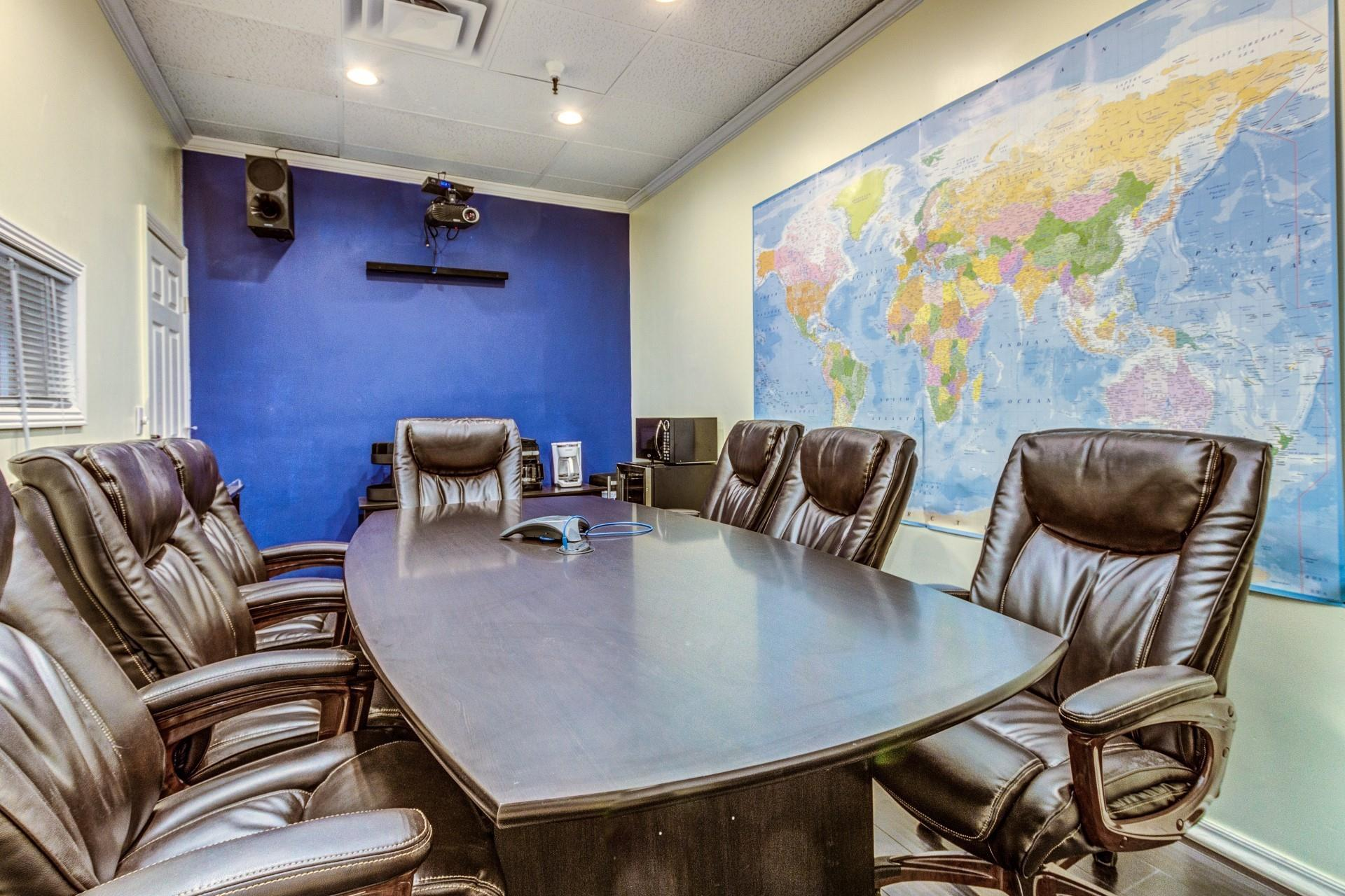 Just My Office - Meeting/Conference Room 1