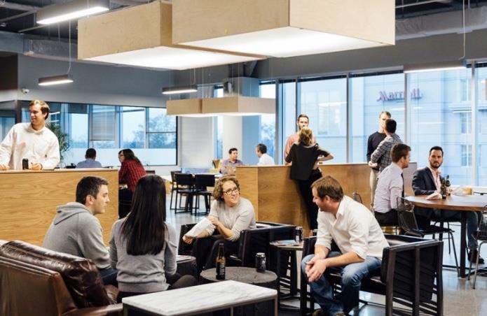 Industrious | Raleigh - Dedicated Desk
