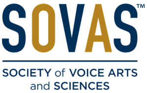 Logo of Society of Voice Arts and Sciences