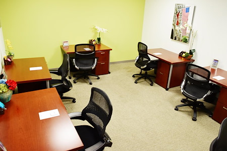 Carr Workplaces - The Willard - Interior Office 440