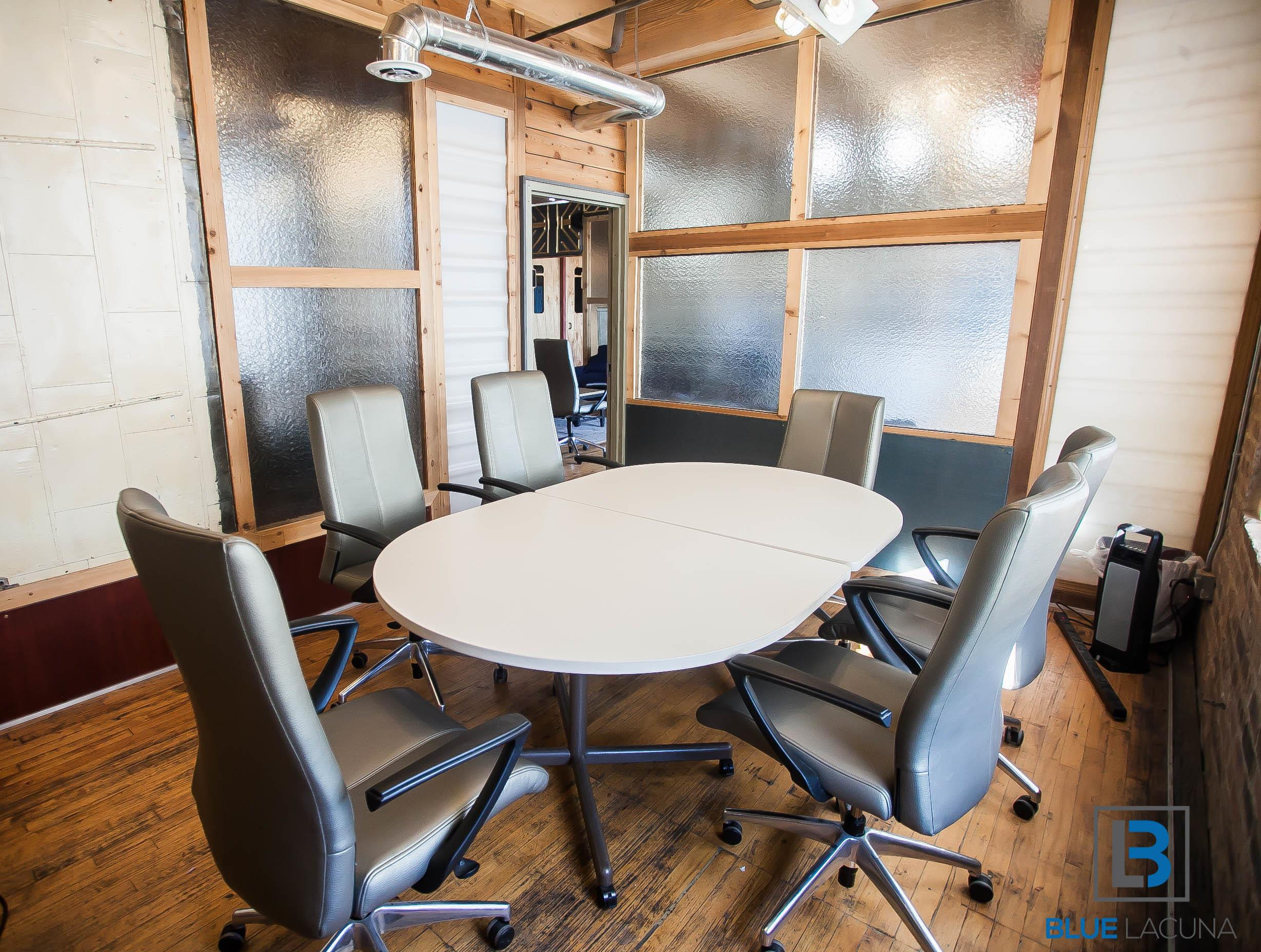 Blue Lacuna - Conference Room A