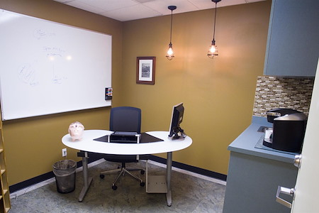 NEST CoWork (CyberTECH Community) - 1-2 Person Private Office Suite
