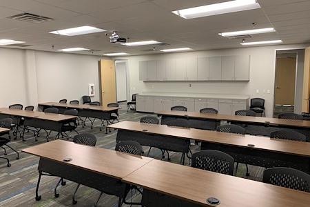 JFK Building - Training Room - 118