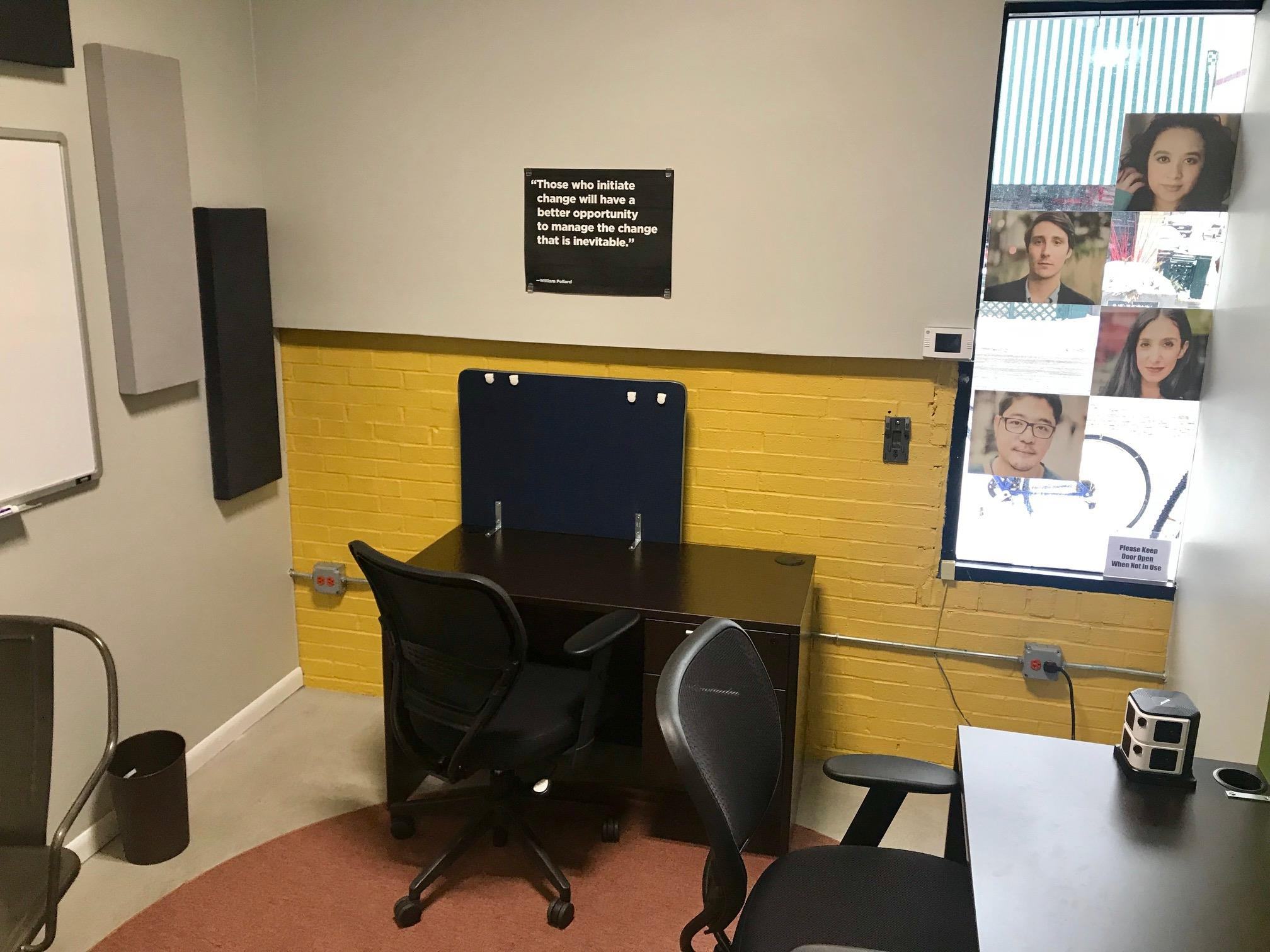 Human Citizen Workplace - Office for 1-2 Person Team