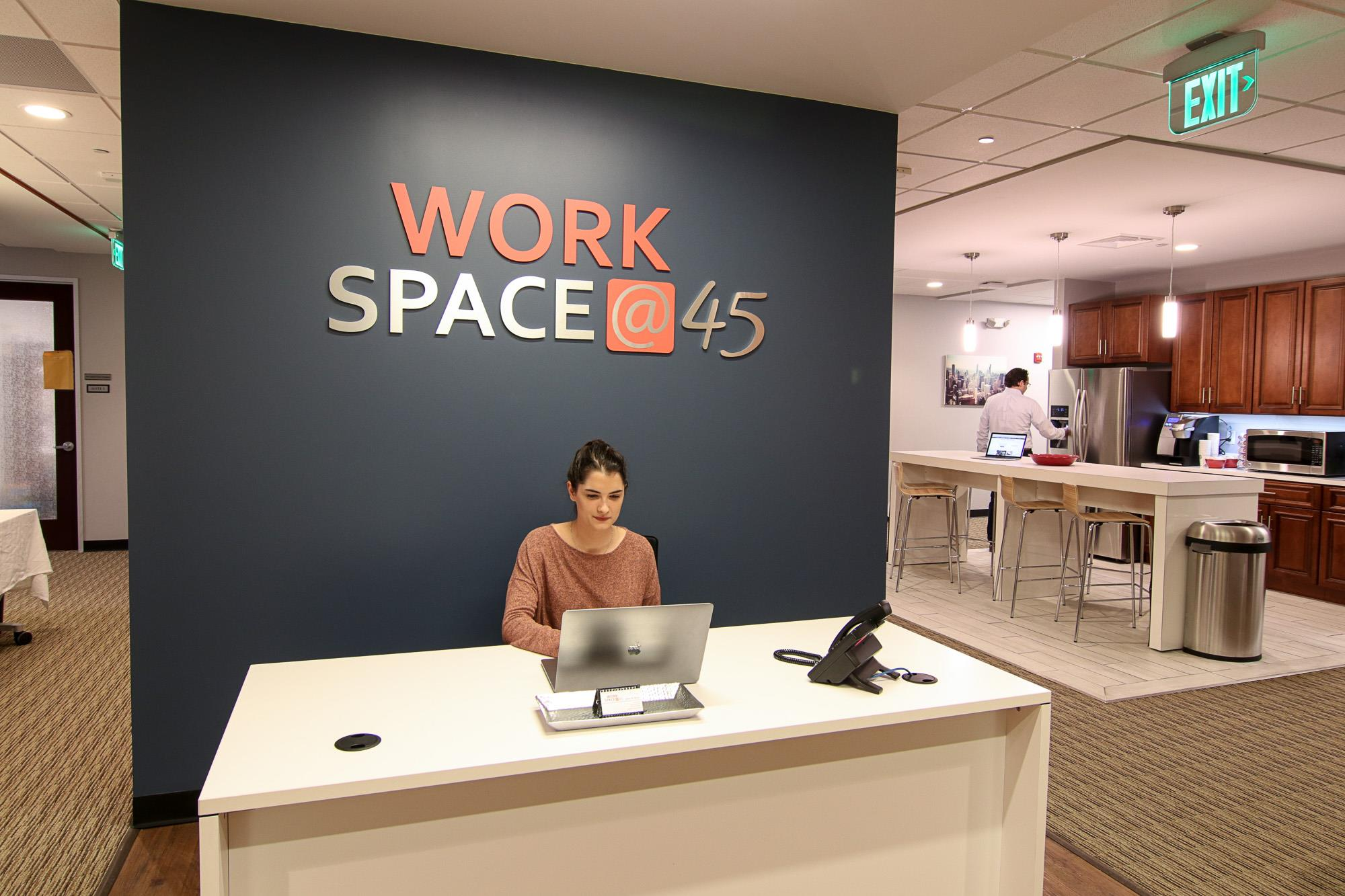 Workspace@45 - Office #34