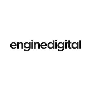 Logo of Engine Digital