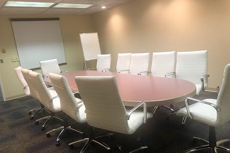 Princeton Growth Accelerator - meeting room