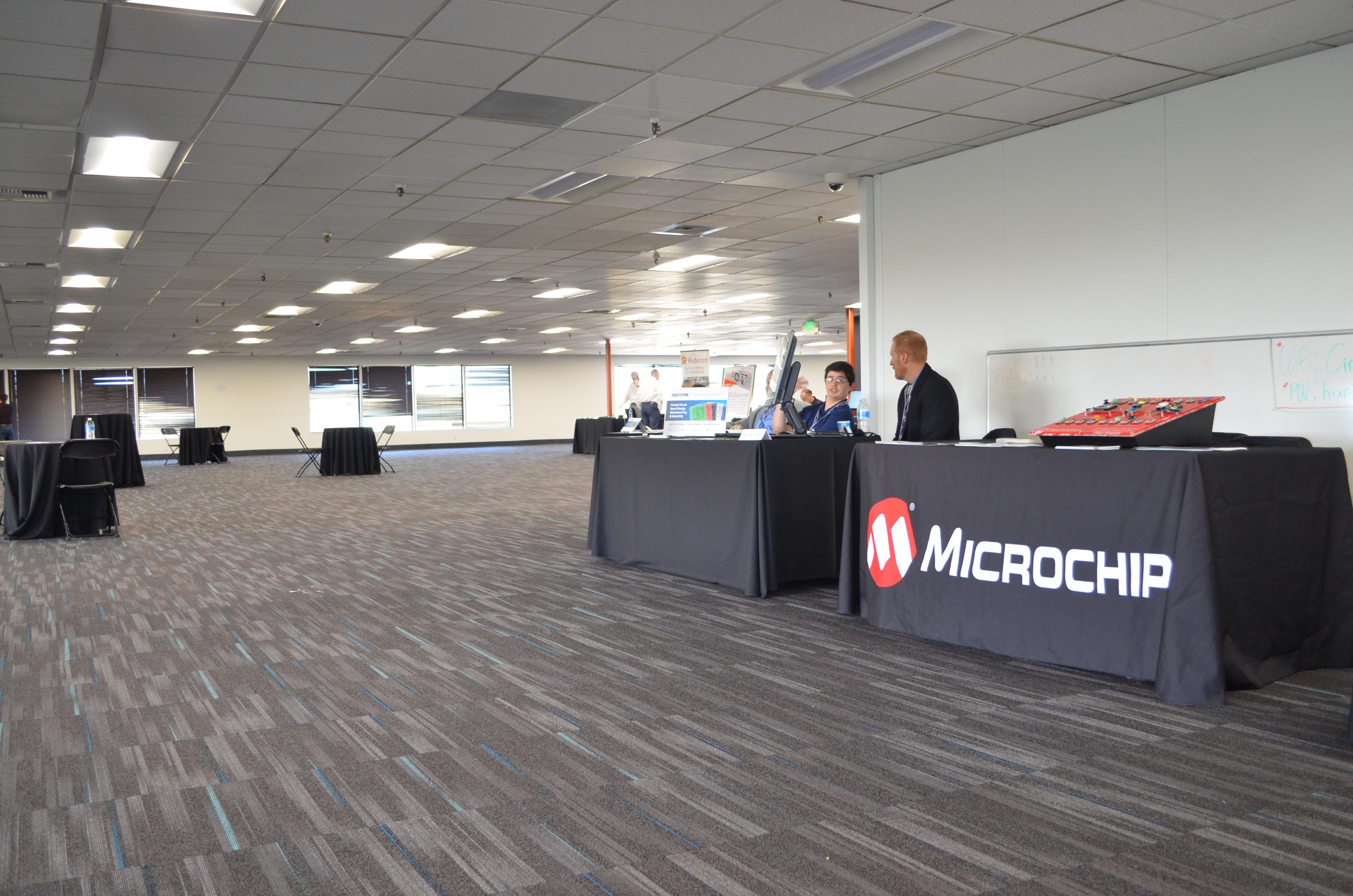 Circuit Launch: The Center for Electronic Hardware Dev. - Event Space 1