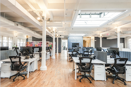 Knotel - 5-9 Union Square - Partial Sixth Floor