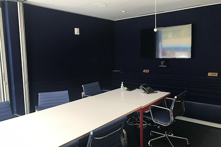 Capital One New York - Union Square Branch - Meeting Room 2