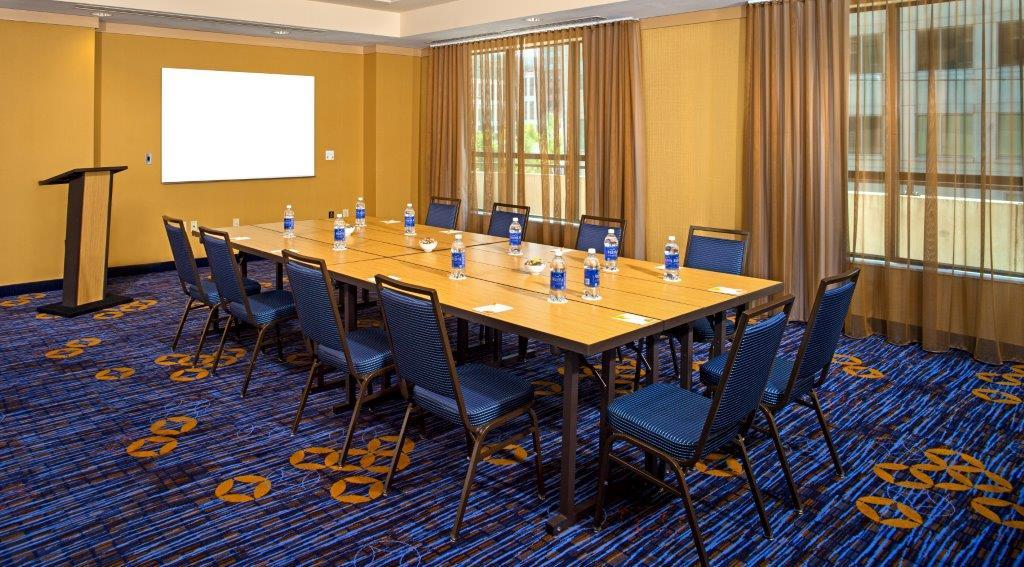Courtyard by Marriott Capitol Hill/Navy Yard - Boardroom