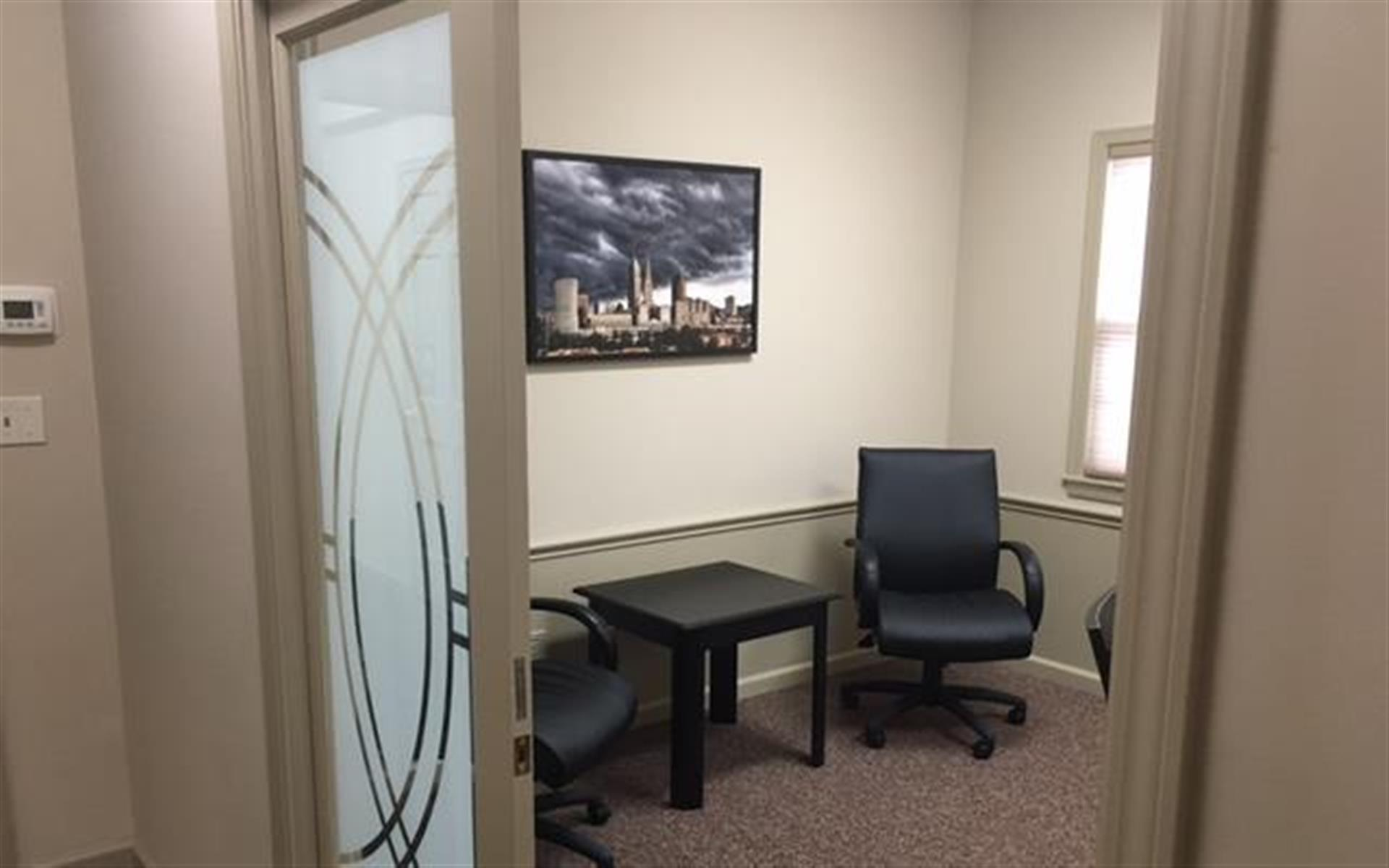 Mid-Point Office Exchange - Interview Room