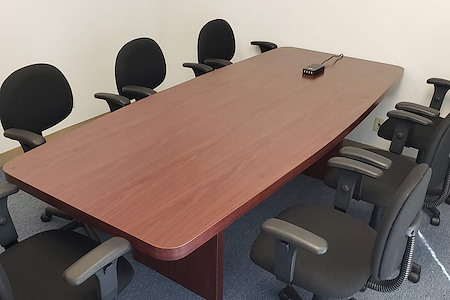 ATG Multimedia Center - Meeting Room 1