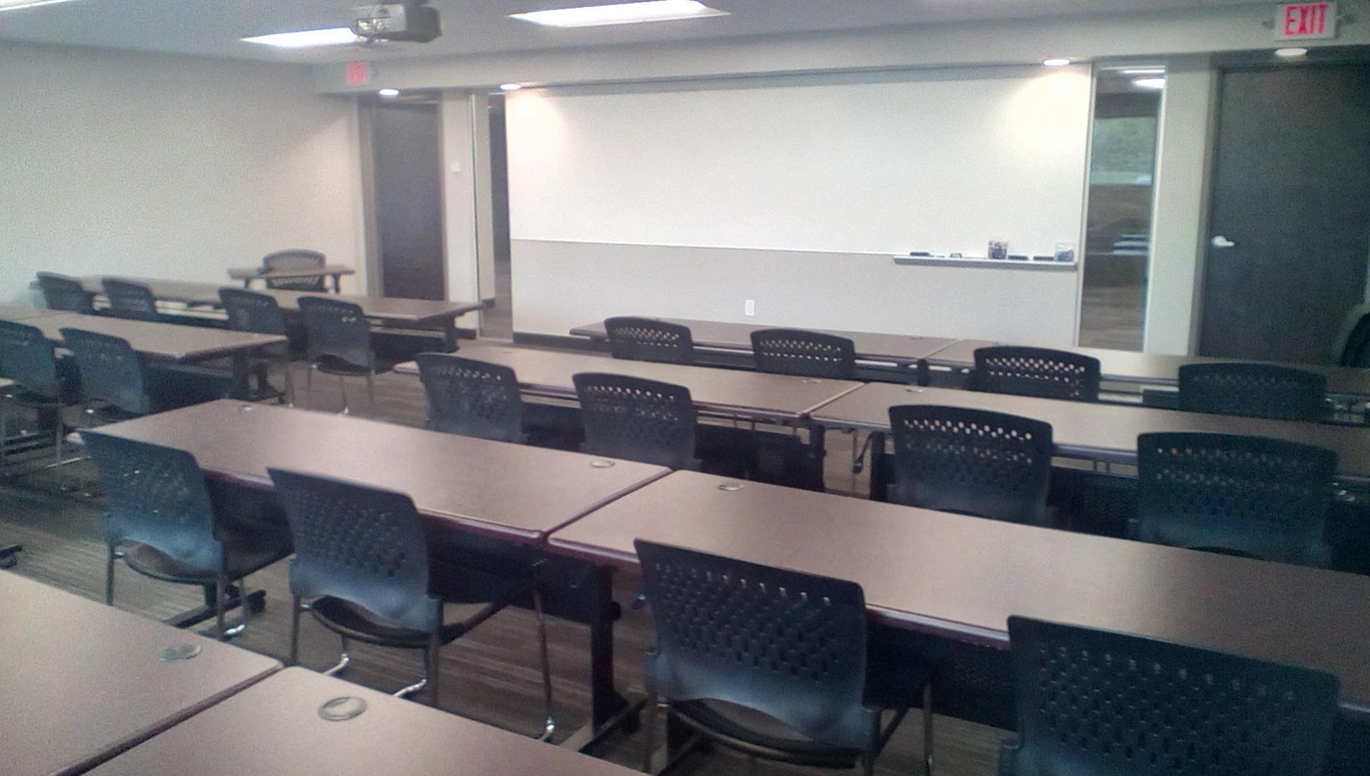 Aspen Energy Corporation - Training Room