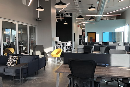 25N Coworking | Frisco - Flex Work Space