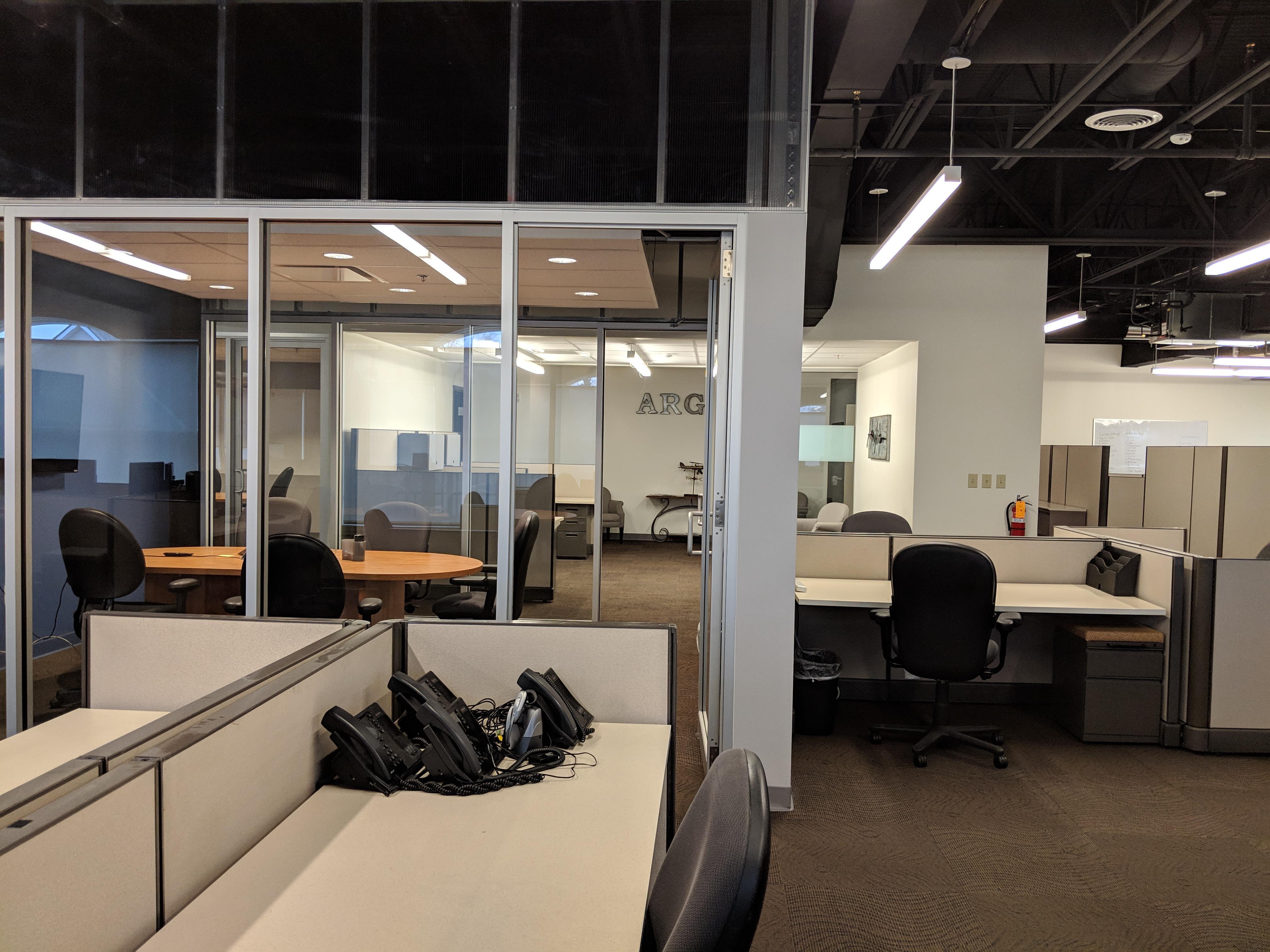 ARGUS - Desk