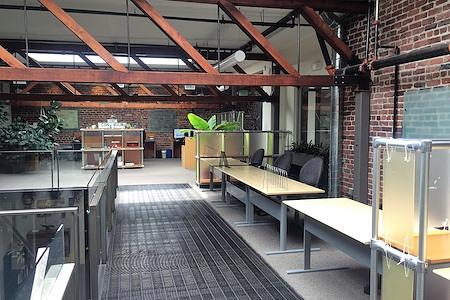 Dataway, Inc. - Designated Desk with Natural Light
