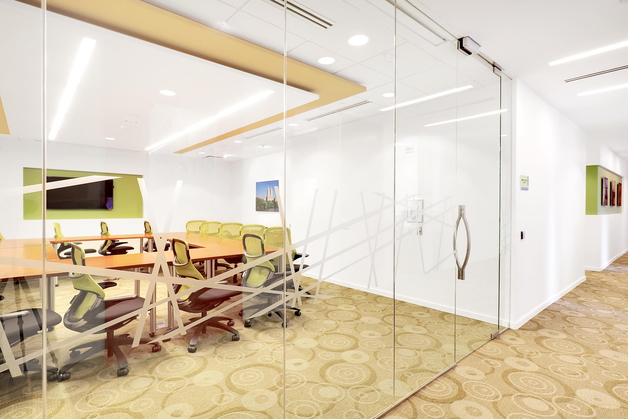 Carr Workplaces - Midtown - Grand Central Conference Room