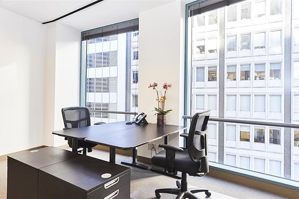 Raven Office Centers - 388 Market - Exterior Private Office 24