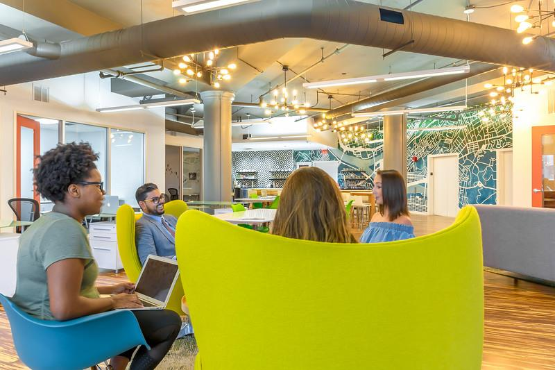 Level Office Golden Triangle - Co-Working Membership