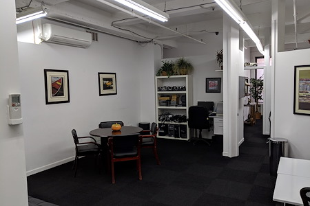 New York Technology Company - Midtown NYC - Bullpen Monthly Space