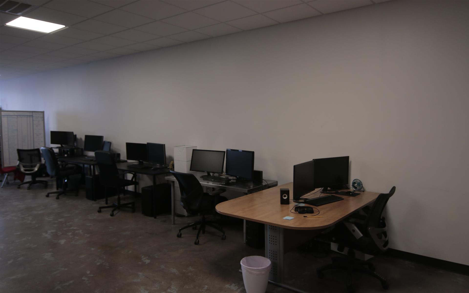 Moontower VFX - Dedicated Desk