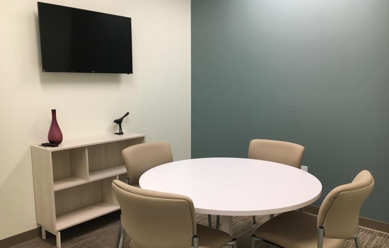 RISE Collaborative Workspace - Huddle Room 1