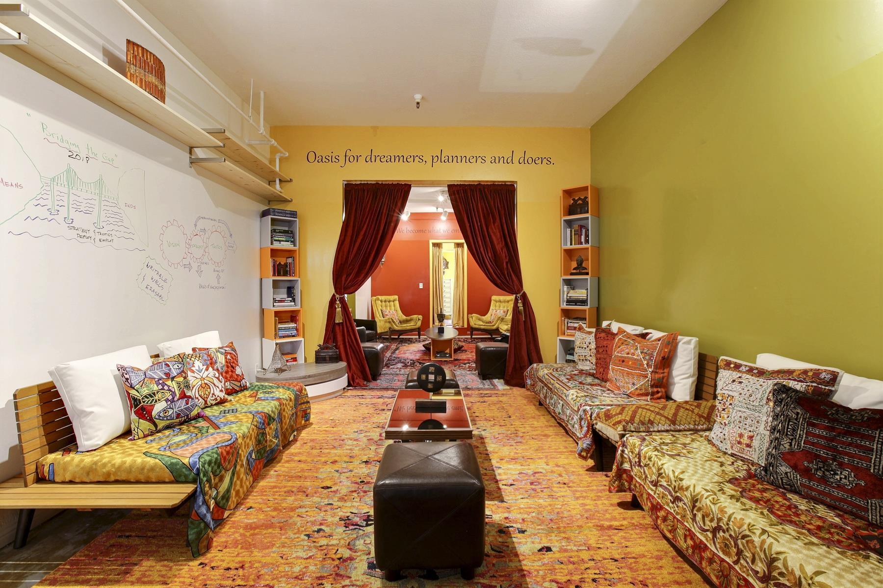 Kemitian Lounge - Kemitian Lounge - A retake on Ideation