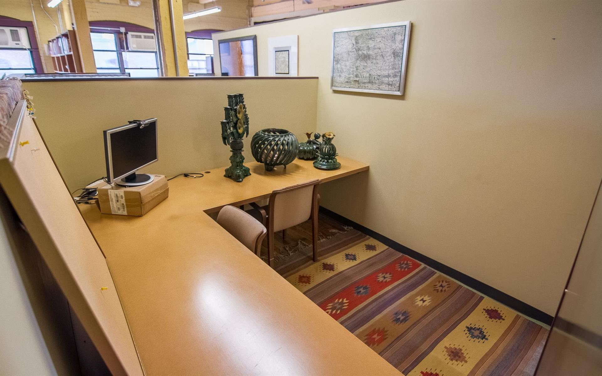 The South End Loft - Dedicated Desk Space 1