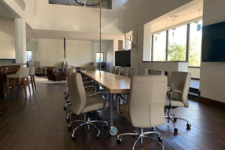 CUBE Executive Suites at Market Street - Western Themed Meeting and Event Venue