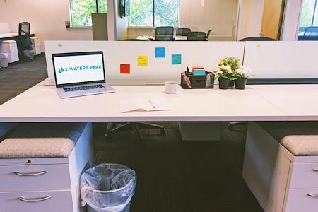 2 Waters Park - Dedicated Desk