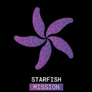 Logo of Starfish Mission - Blockchain Coworking, Industry Hub