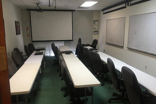 Event Space for 8 at Integrated Digital Technologies (IDT