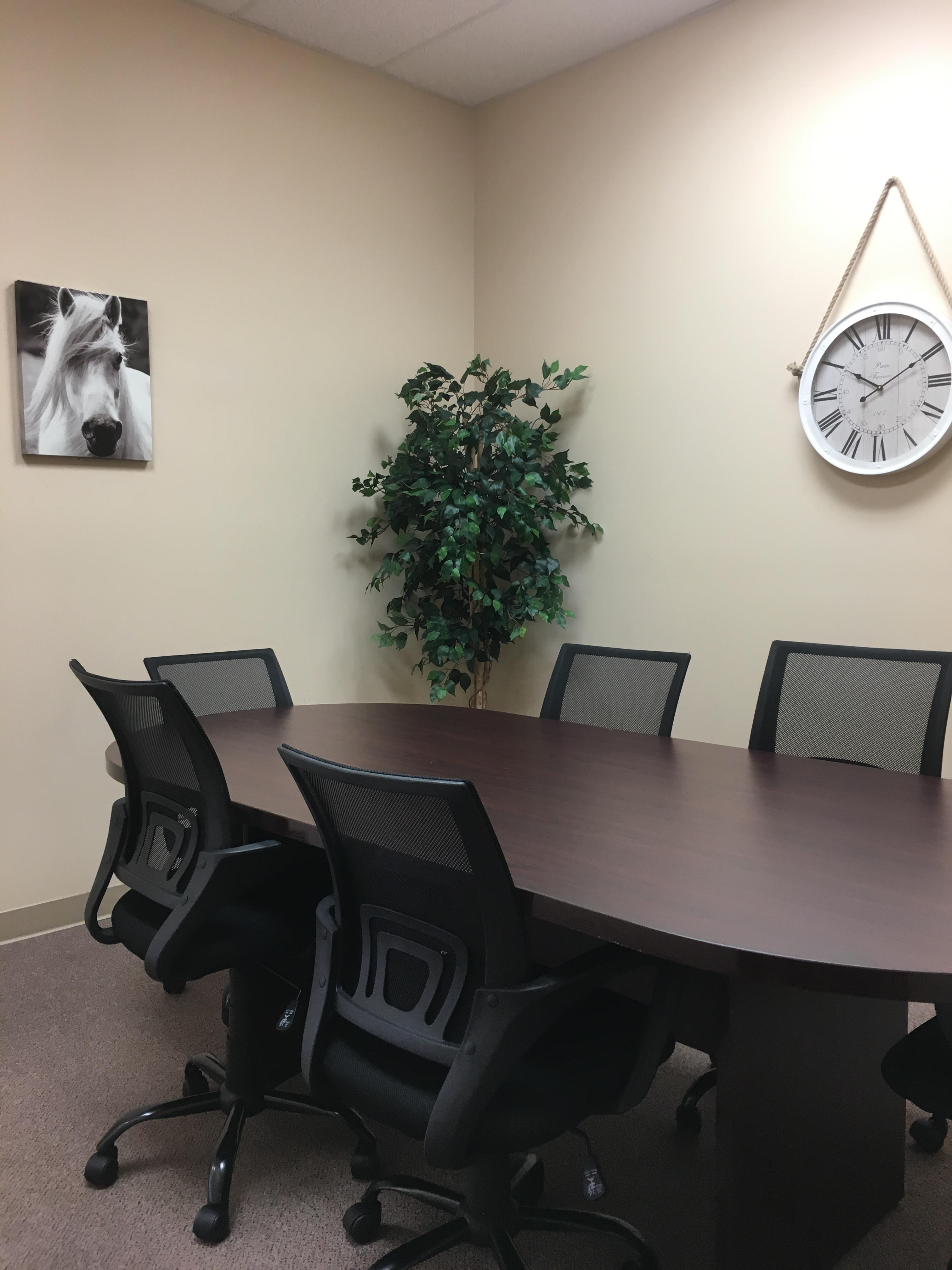 Sharicom Workspace at Eastland - The Eclipse Board Room