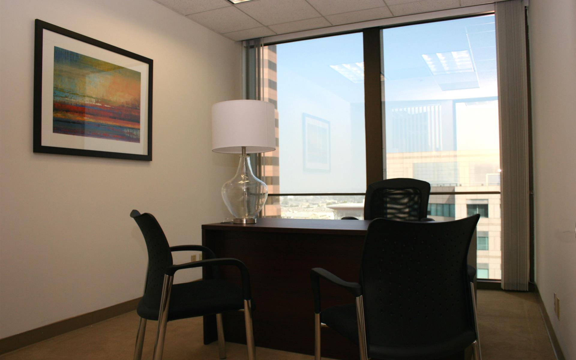Long Beach Office Space