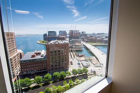 Servcorp - Boston One International Place - Private Office with views