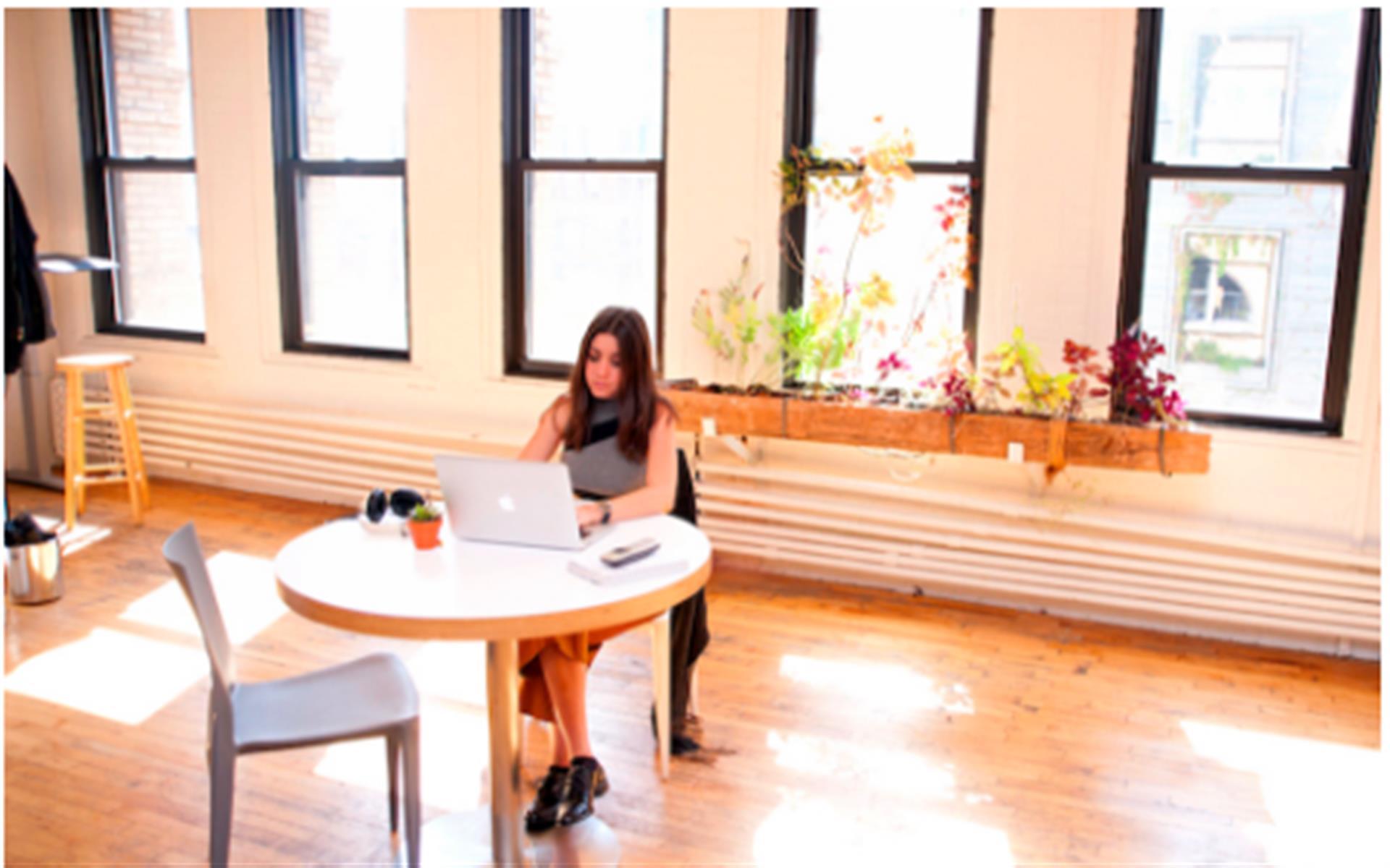 PSFK Innovation Hub - Dedicated Desk 1