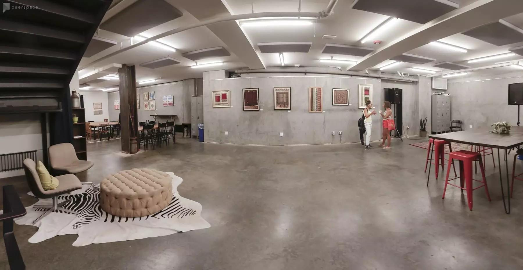 The Laundry - Event Space-Theater Gallery