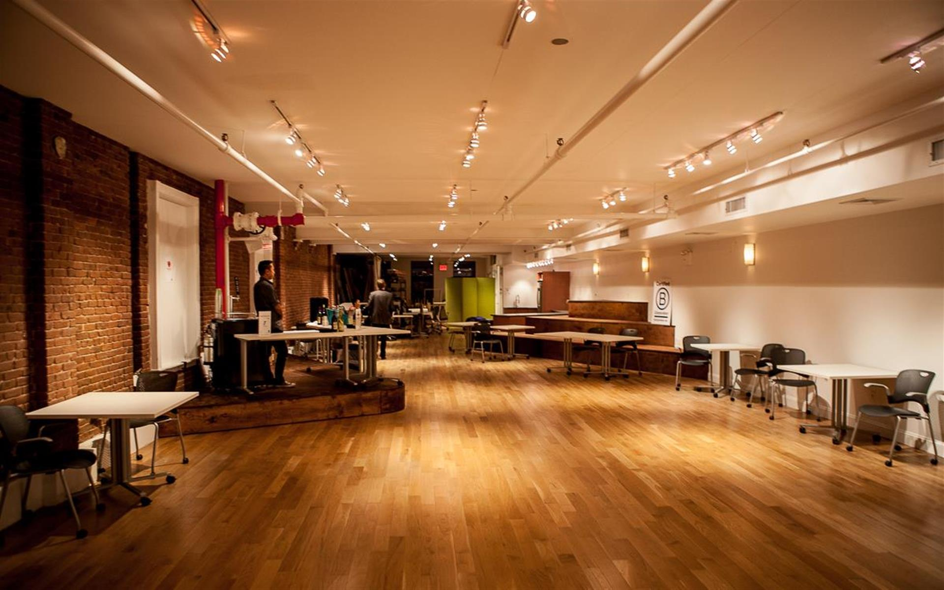 Impact Hub NYC - 5th Flr Event Space - Startup/Non-Profit