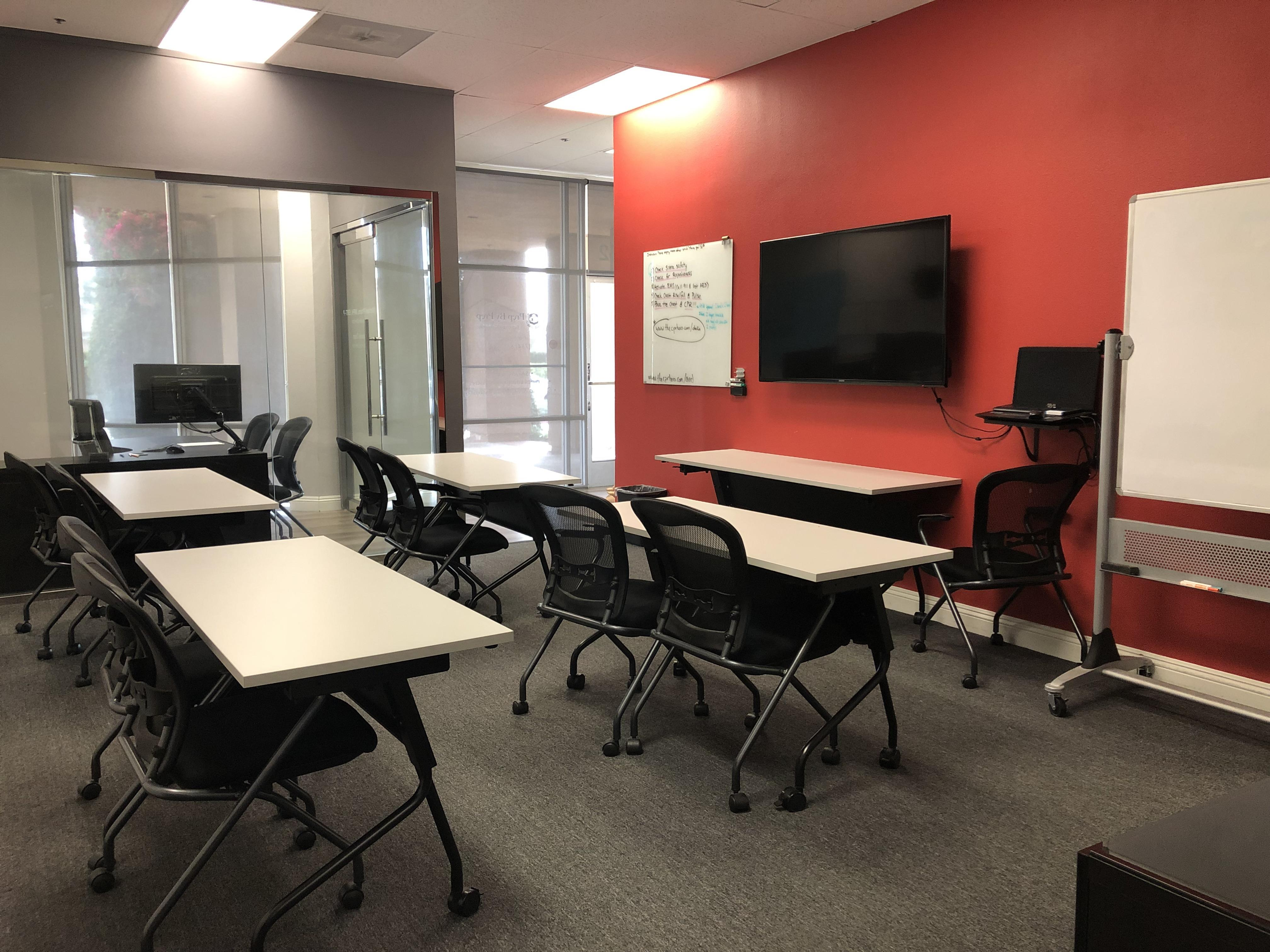 Garden Grove - Classroom Conference Event Space