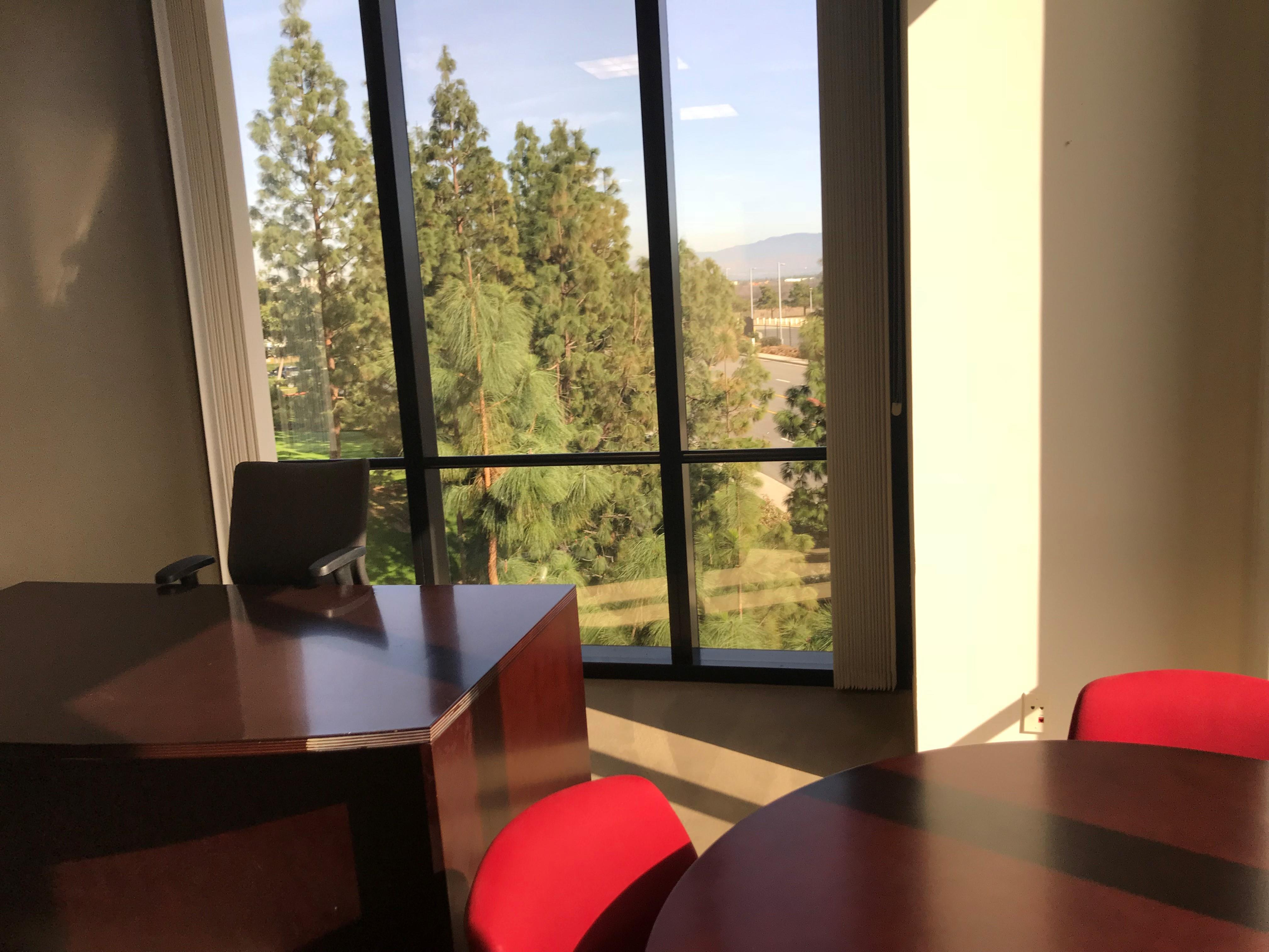 Newport Gateway - Suite #280 - Corner Office with 2 Glass Walls