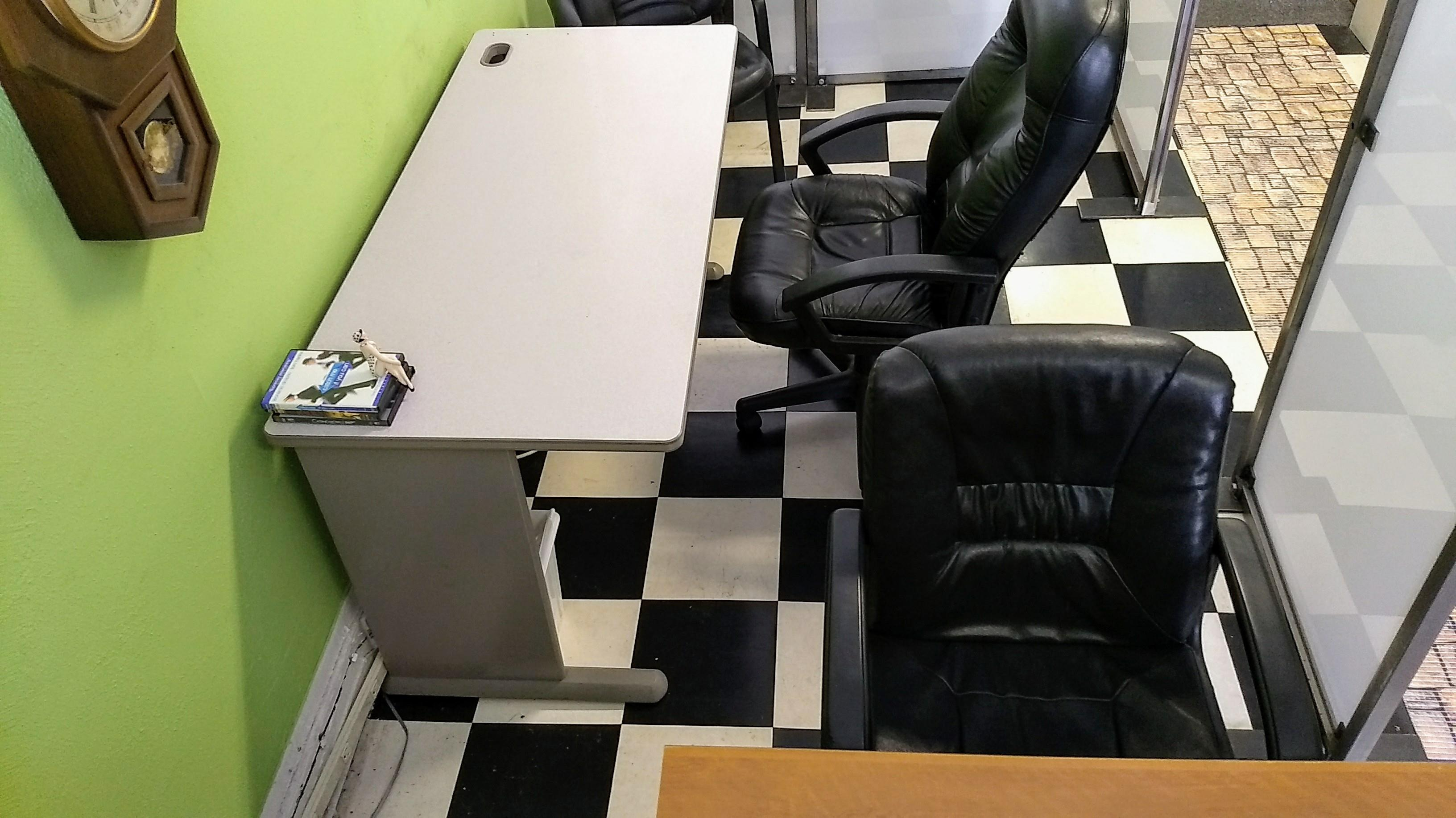 Complete Financial - Semi-Private Office Space, Fits 2 desks.