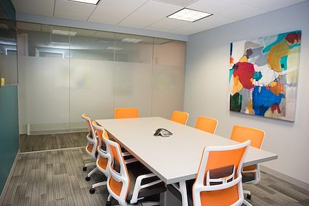 Office Evolution - Stamford - Conference Room B