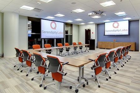 Serendipity Labs - Chicago Loop - Conference Space in Loop 1/2 day at $699