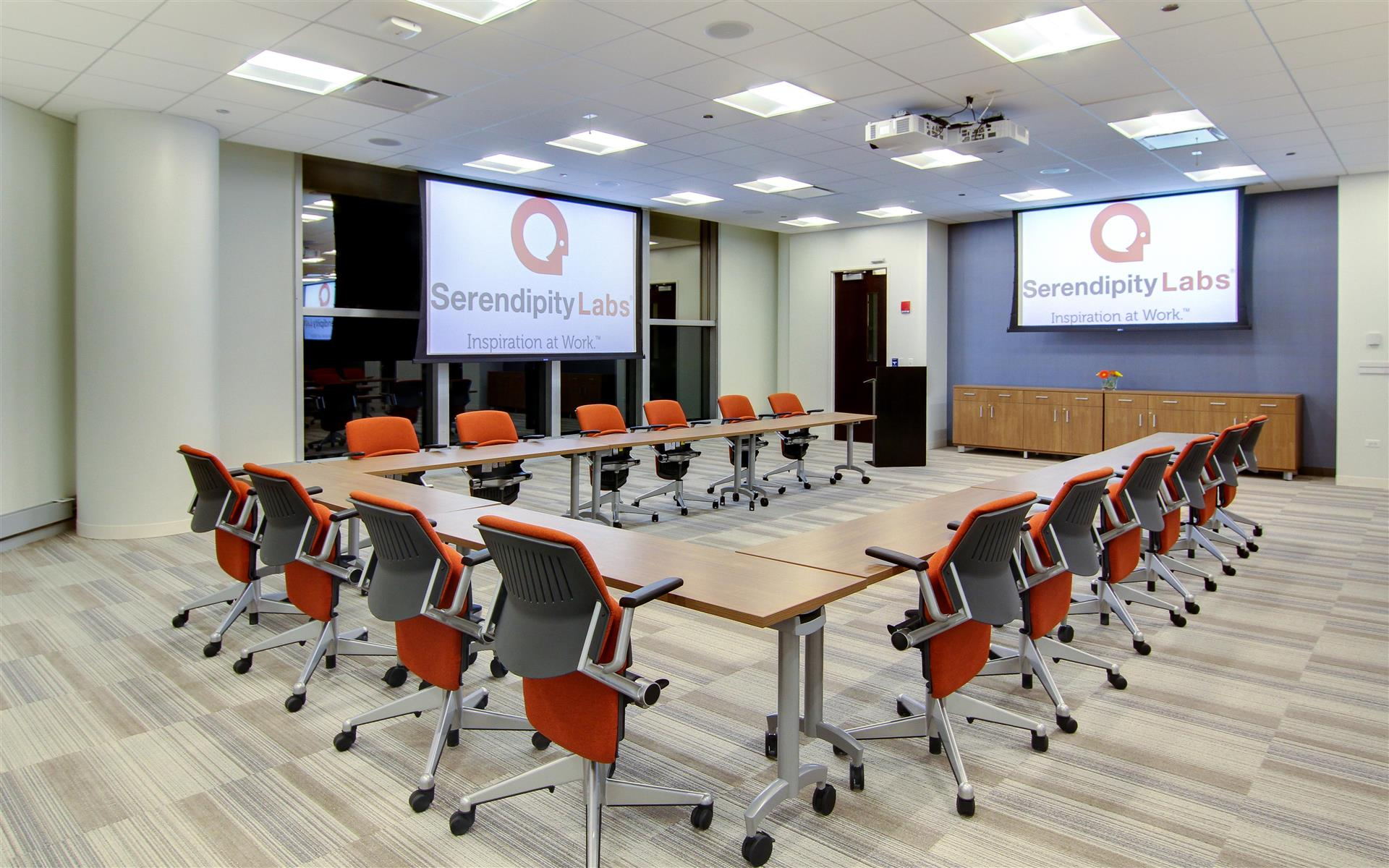 Serendipity Labs Chicago Chicago Loop - Conference space in Loop 1/2 day at $599