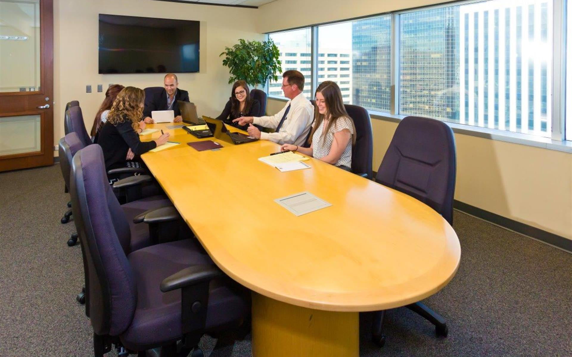 YourOffice-Denver - Boardroom
