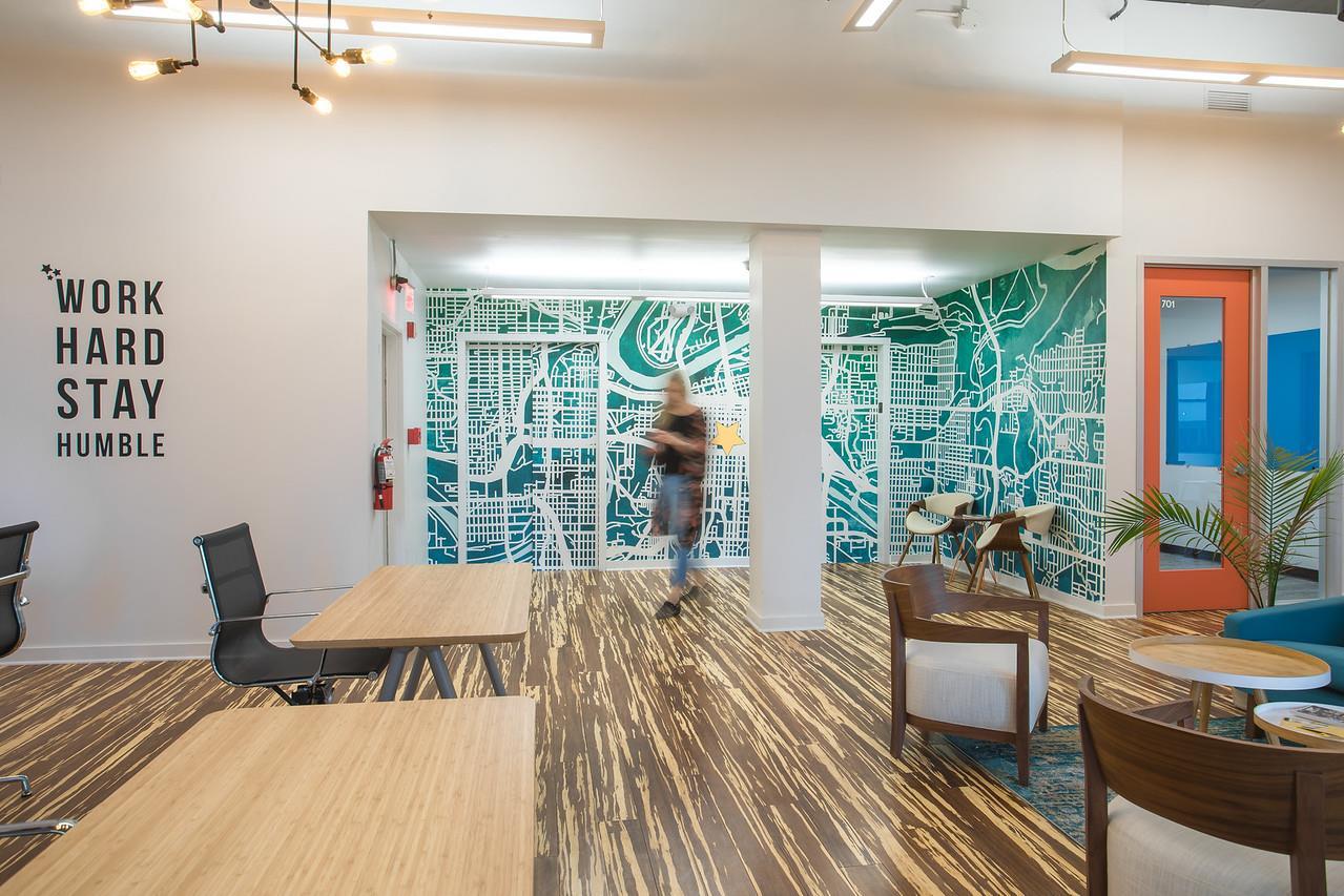 Novel Coworking Kansas City - Office 505