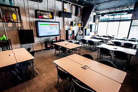 OFFSITE Chicago - Half Day OFFSITE Event Space